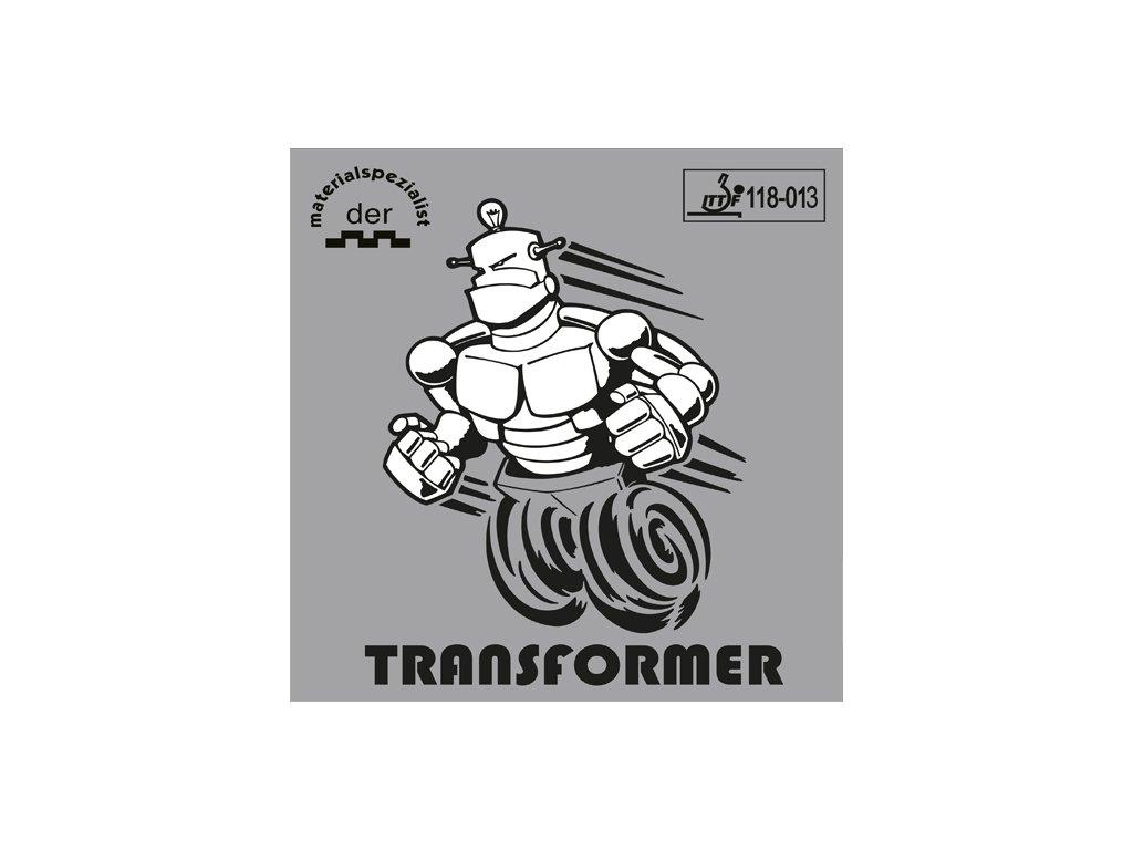 Potah DER MATERIALSPEZIALIST Transformer Anti
