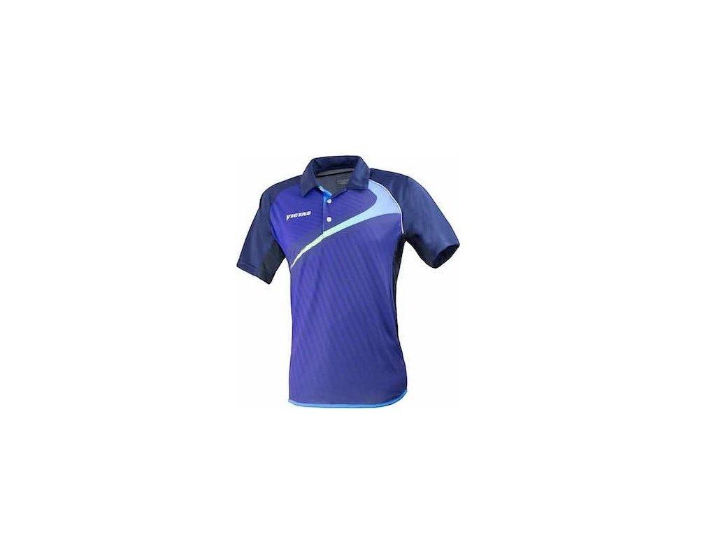 V Shirt210 blau