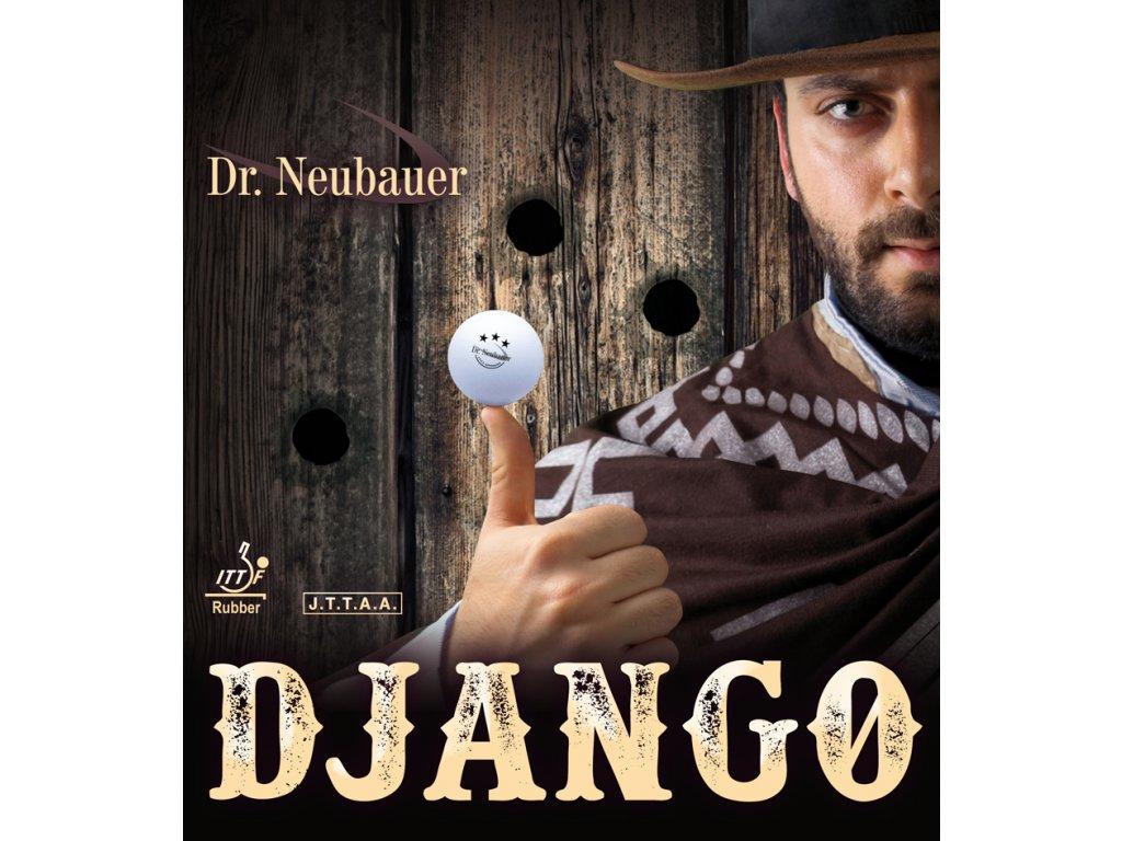 Potah Dr. NEUBAUER Django