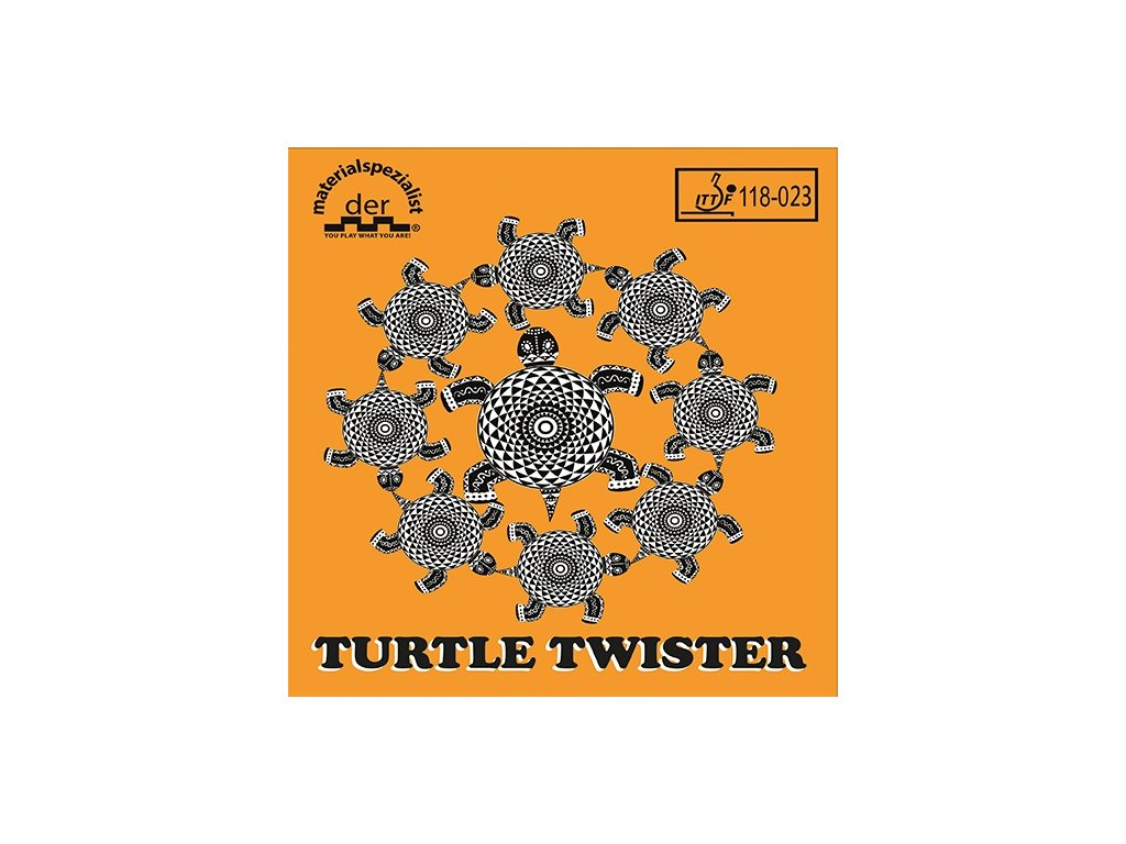 Potah DER MATERIALSPEZIALIST Turtle Twister