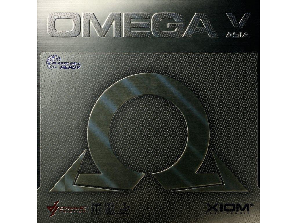X OMEGA 5 ASIA