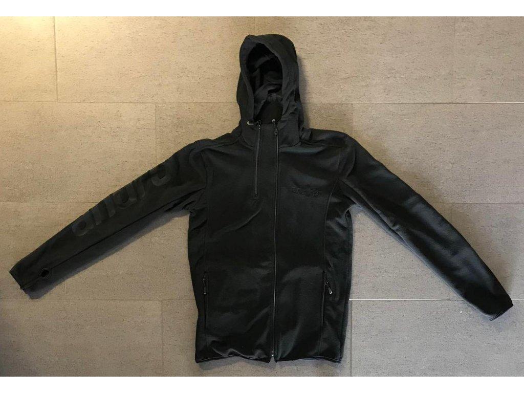 Mikina hoody black