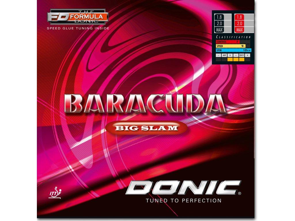 donic baracuda big slam web