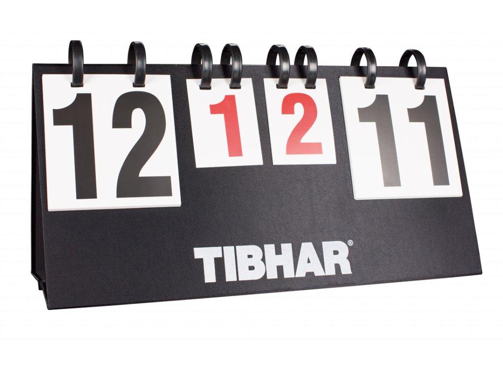 TIBHAR pointcounter