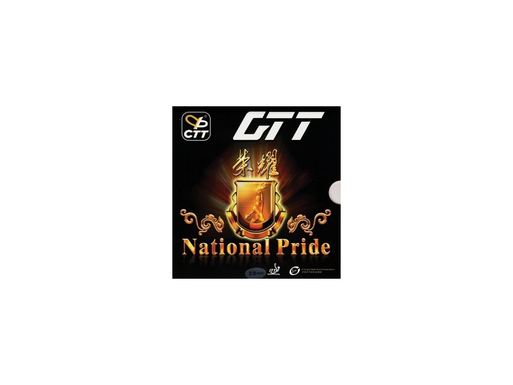 Potah CTT National Pride