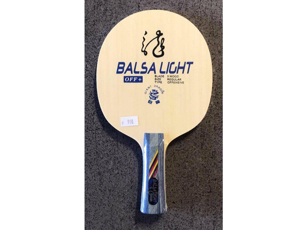 Balsa Light