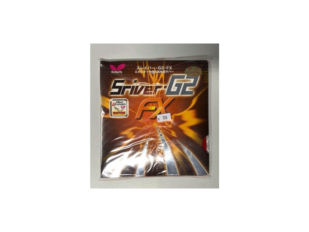 Potah Sriver G2 FX