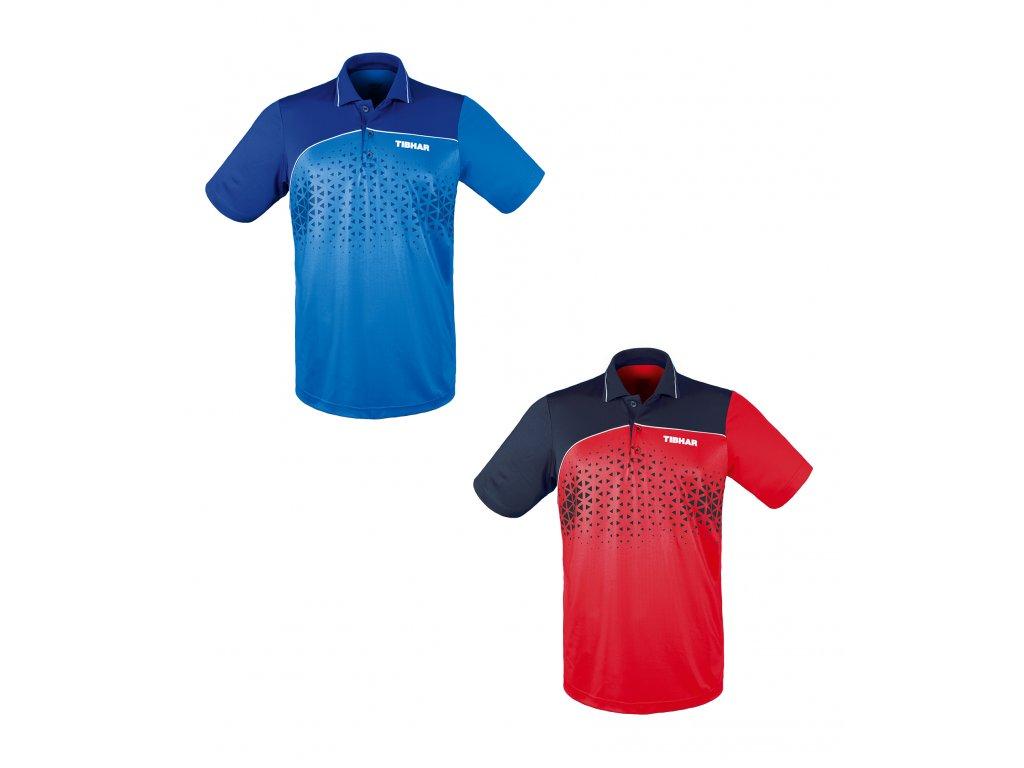 GAME Shirt blue BOTH