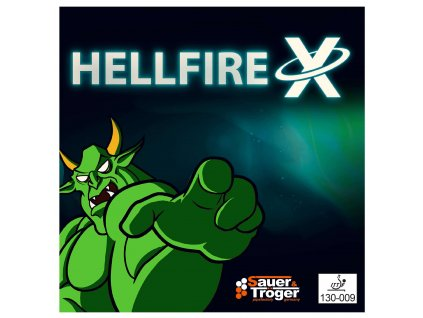 Hellfire X Cover