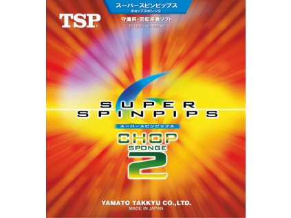 Potah TSP Super Spinpips Chop II