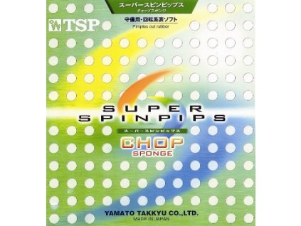Potah TSP Super Spinpips Chop