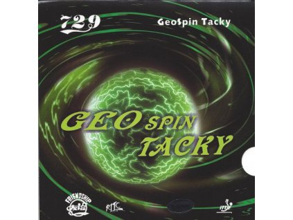 gEOSPIN TACKY