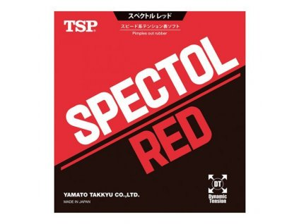 Potah TSP Spectol Red