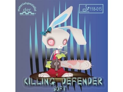 Potah DER MATERIALSPEZIALIST Killing Defender Soft