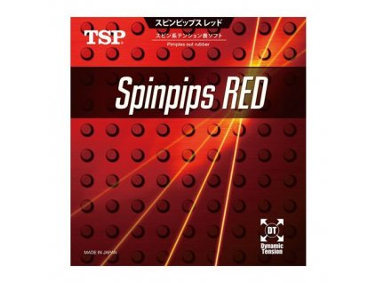 Potah TSP Spinpips Red
