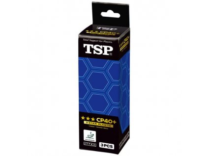 Míčky TSP CP 40+ *** 3