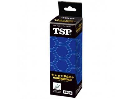 Míčky TSP CP 40+ *** 3 ks