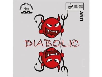 Potah DER MATERIALSPEZIALIST Diabolic