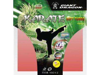 Potah Karate Soft Turbo