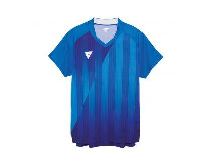 V Shirt211 blau