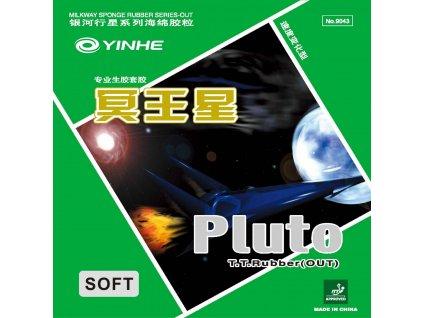 Potah MILKY WAY Pluto