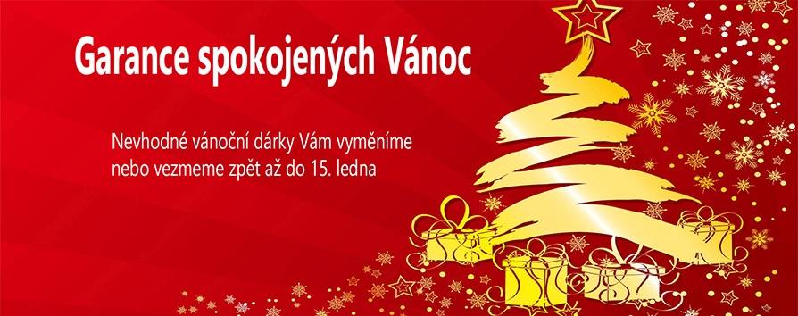 Garance spokojených Vánoc