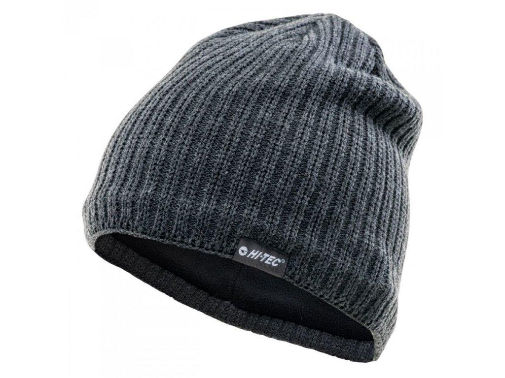 ... Hi-Tec Ramir pánská pletená zimní čepice ... 2b6fbf9c01
