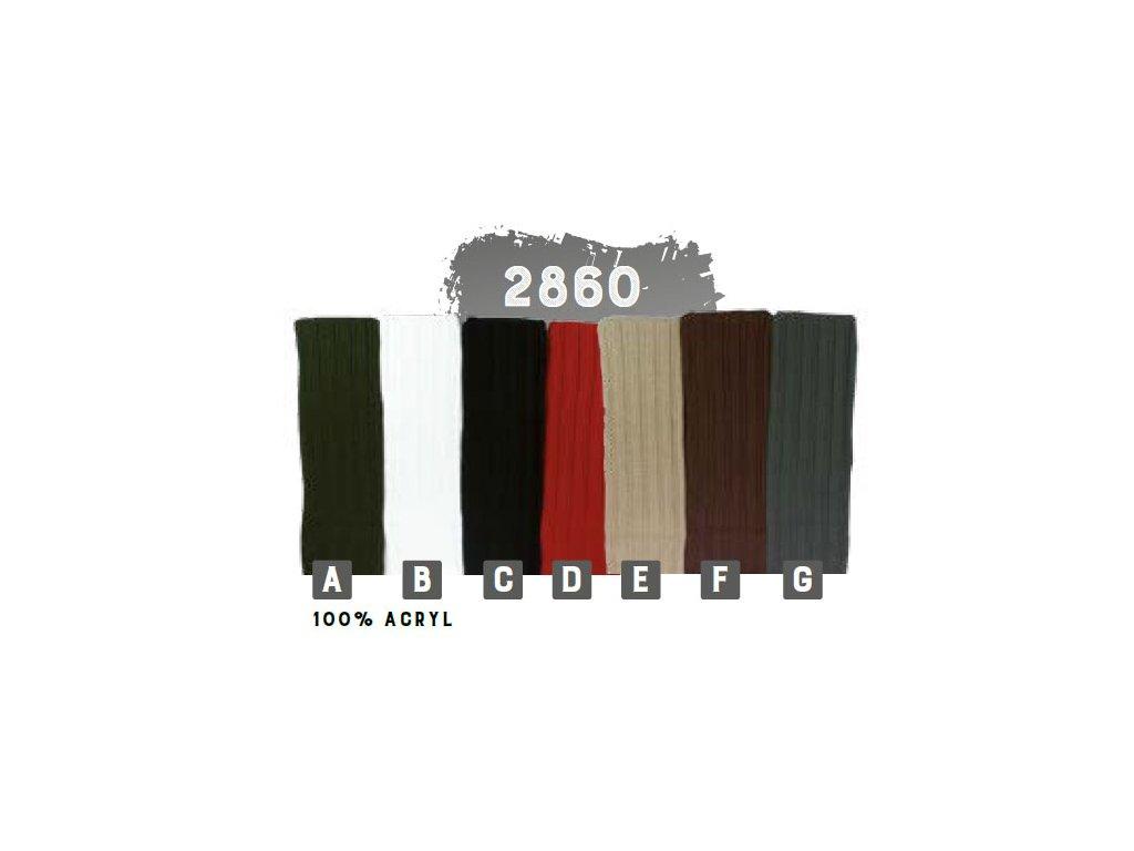 232bc89246d Capu 2860 pánská pletená šála