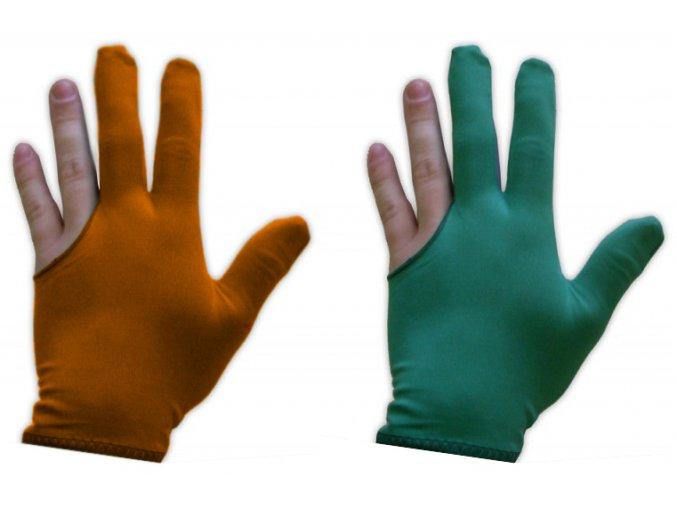 Univerzální rukavička na kulečník