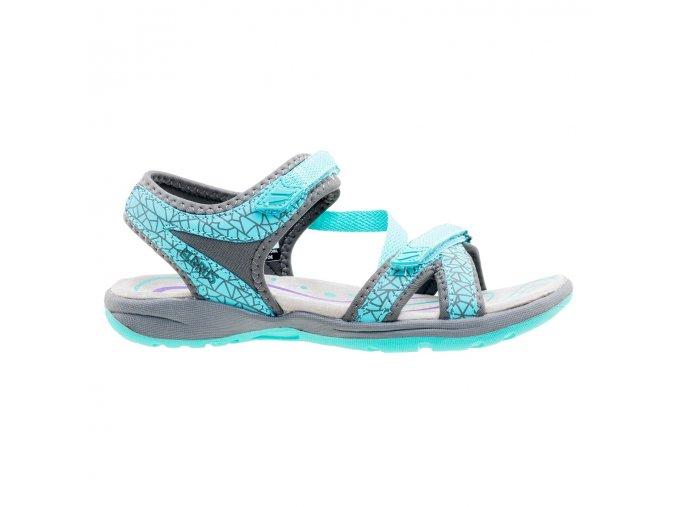 Elbrus Madaka Wo´s turquoise dámské sandály