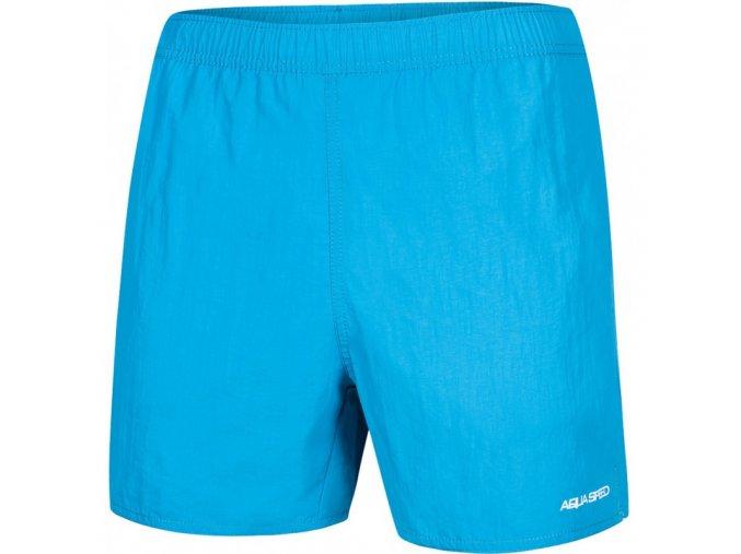 Aqauspeed KENET modrá pánské koupací šortky
