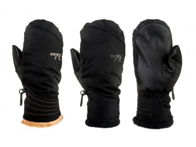 Relax HEAT dámské lyžařské rukavice/palčáky