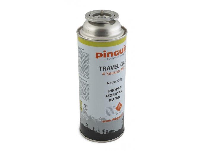 Pinguin Travel Gas 220g plynová kartuše