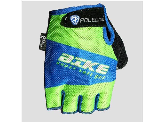 POLEDNIK Bike cyklistické rukavice