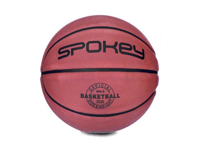 Spokey BRAZIRO II Basketbalový míč hnědý vel.6
