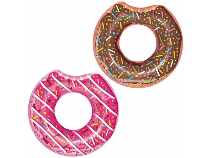 Bestway 36118 Nafukovací kruh - donut, průměr 107 cm