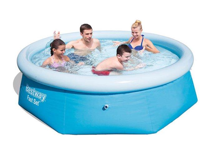 Bestway 57265 244x66cm samostavěcí bazén