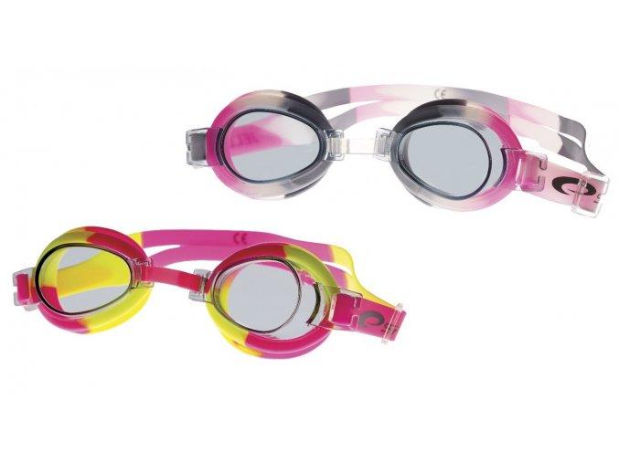 Spokey JELLYFISH Dětské plavecké brýle