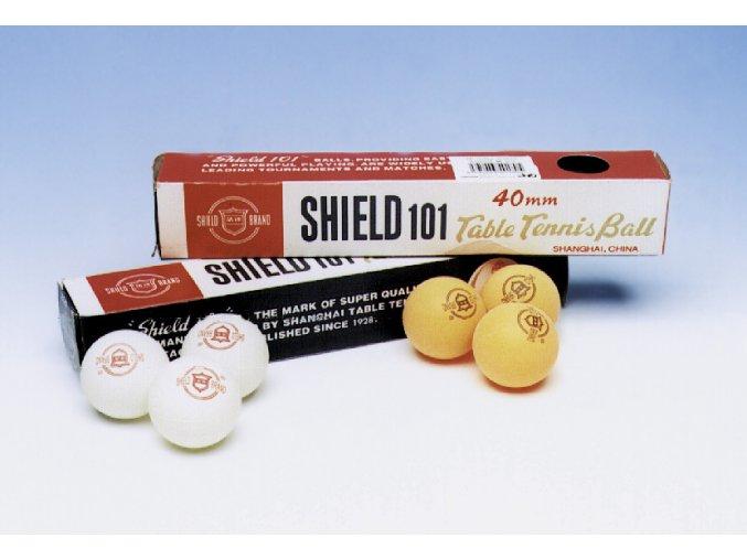 SHIELD míčky na stolní tenis 6 ks