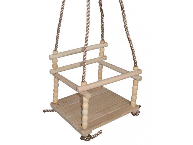 Houpačka dřevěná Brother 05-HP1