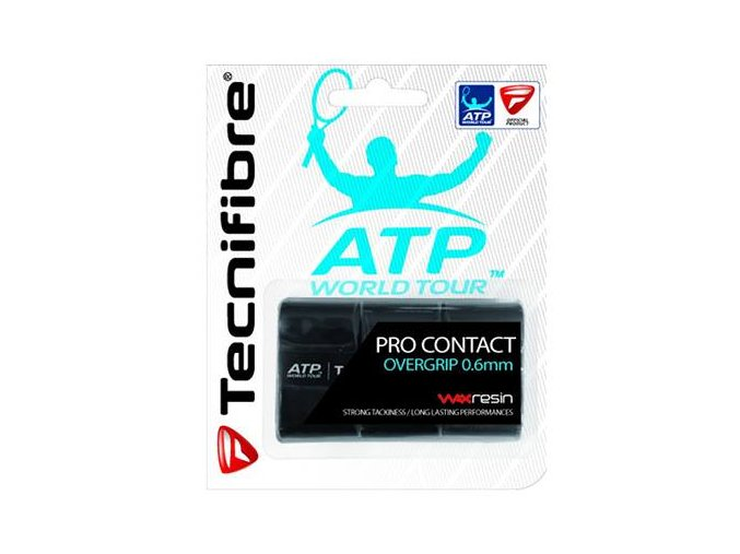Tecnifibre Contact ATP 3 ks tenisové omotávky