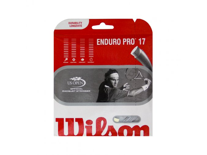 Wilson Enduro Pro 17 tenisový výplet