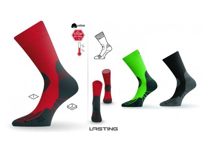 Lasting TCL funkční ponožky