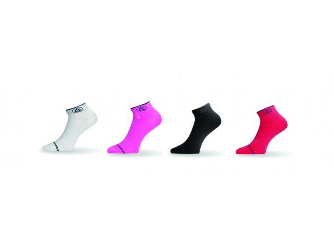 Lasting ACN cyklo ponožky