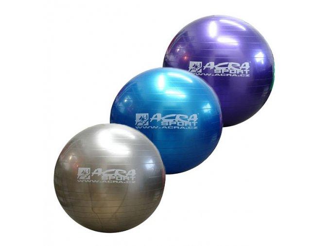 Acra gymnastický míč (Gymball) 55 cm