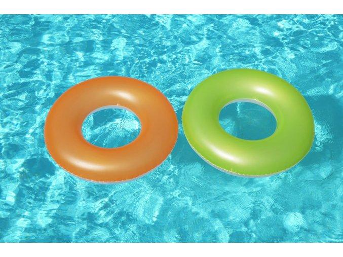 Bestway 36024 Neon kruh nafukovací 76 cm