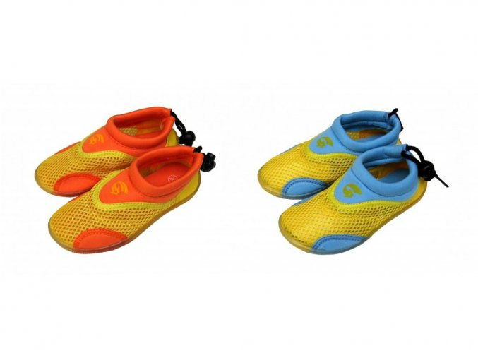 Juniorské neoprenové boty do vody Alba