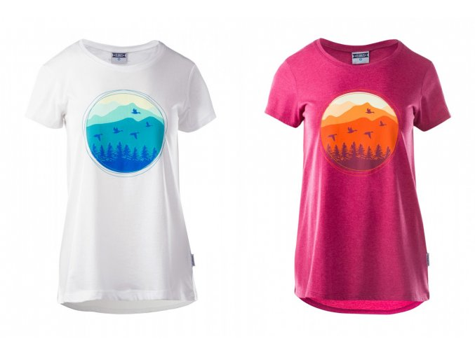 Elbrus Solis Wo's dámsé tričko