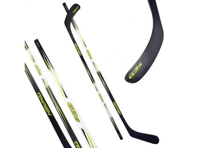 Tempish G3S hokejová hůl green