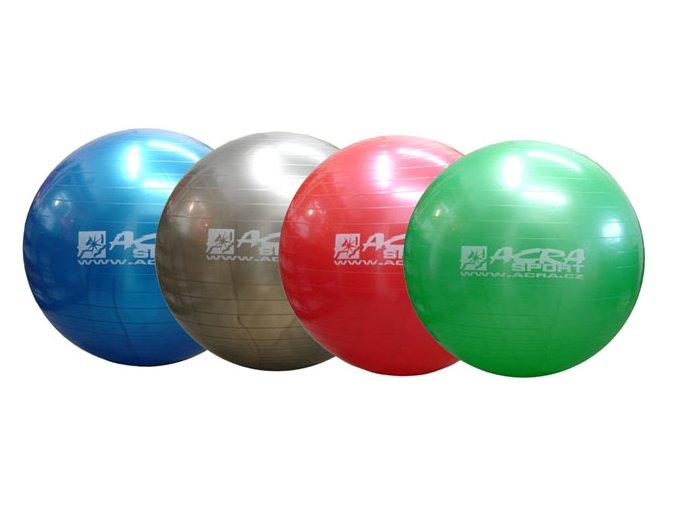Acra gymnastický míč (Gymball) 75 cm